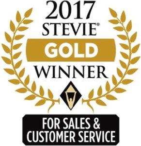 Olark Customer Service Gold Stevie Award Winners
